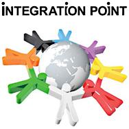 Das Bild zeigt das Logo des Integration-Points.
