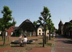 Bild vom Platz mit Namen Gänsemarkt