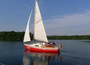 Bild Segelboot von stadtagentur