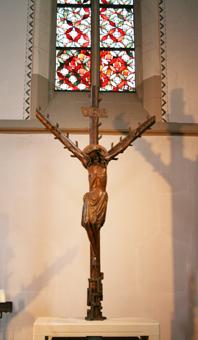 Kreuz in der Sixtuskirche