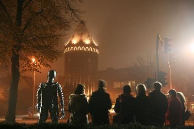 Führung mit dem Nachtwächter foto stadtagentur