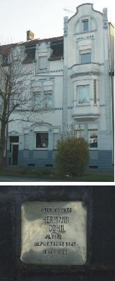 Bild vom Projekt Stolpersteine - Münsterstr. 28