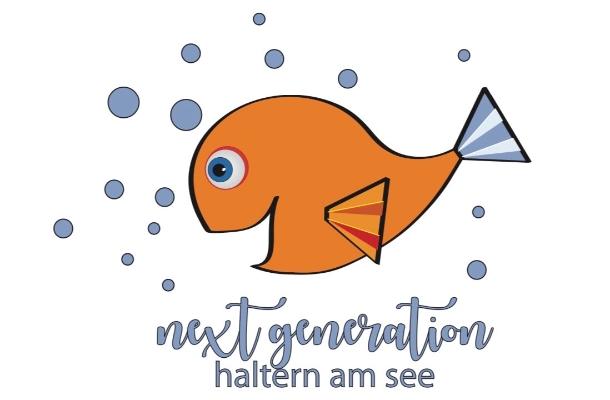 """Logo Frühe Hilfen """"Fisch"""""""
