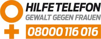 Hilfetelefon Logo
