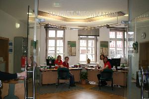Tourist-Info Haltern am See