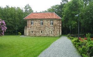 Kapelle Sythen Außenansicht