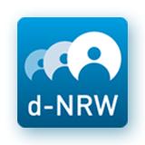 Logo von d-NRW