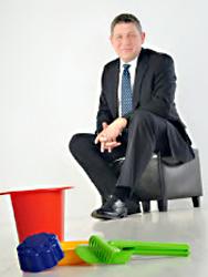 Das Bild zeigt den Unternehmer Markus Swoboda