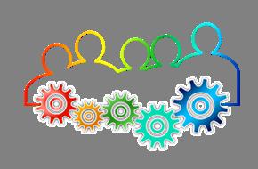 Das Bild zeigt das Logo des Innovationskreises: