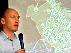 Das Bild zeigt Muenet-Geschäftsführer Frank Nettels.