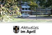 Aktuelles April