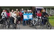 Bürgermeister-Radtour