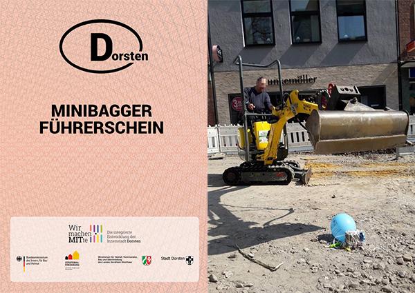Minibaggerführerschein