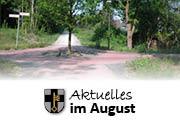 Aktuelles August