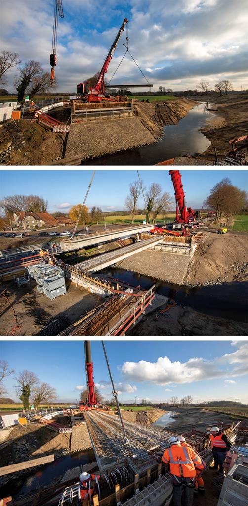Neue Brücke Mühlenbach