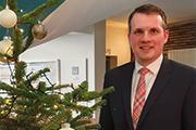 Grußwort von Bürgermeister Tobias Stockhoff