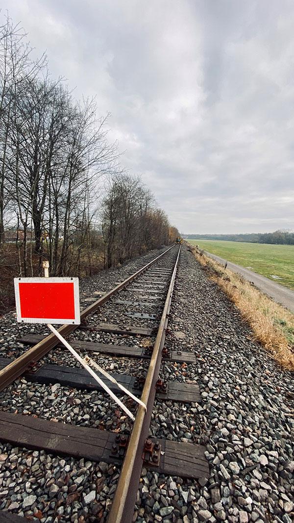 Windor Bahnstrecke