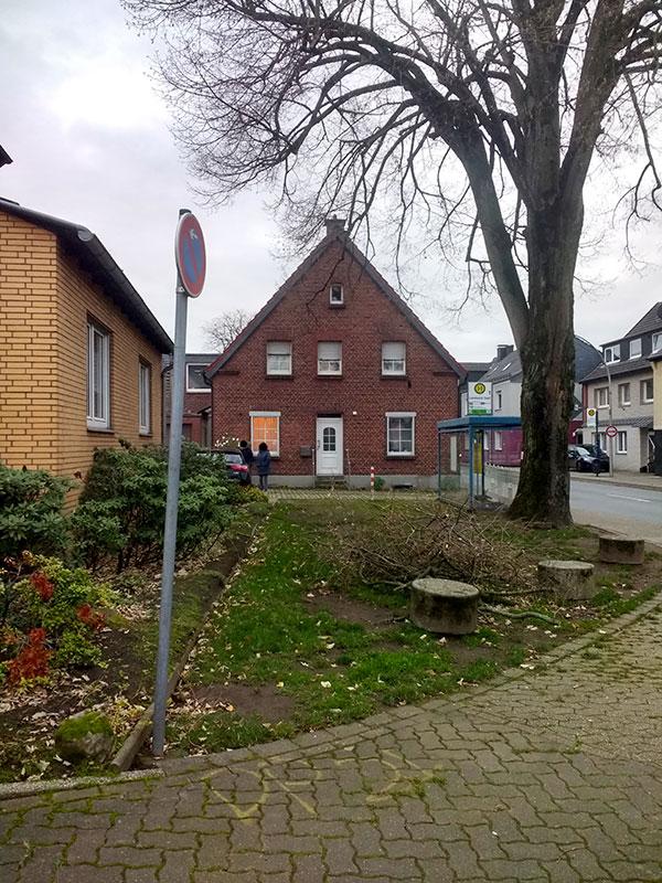 Lembeck Dorfplatz