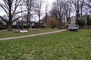 Neuer Spielplatz in Barkenberg
