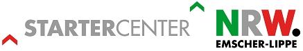 Das Bild zeigt das Logo des Startcenters