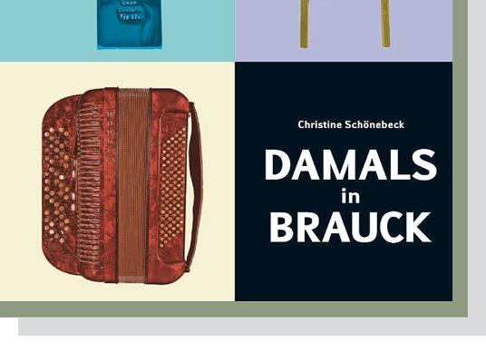 """Das Bild zeigt das Buch """"Damals in Brauck"""""""