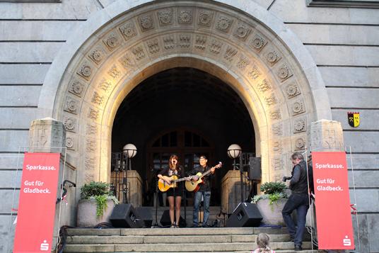 Das Bild zeigt die Veranstaltung Umsonst & Draußen