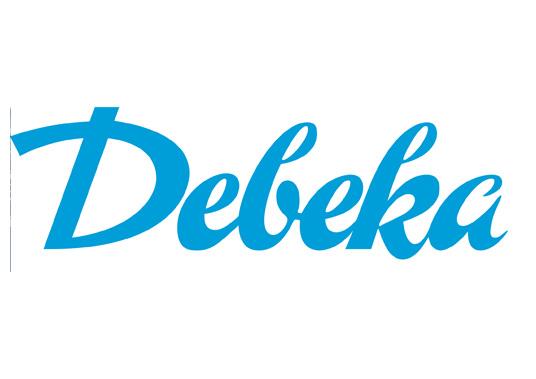 Das Bild zeigt das Logo der Debeka