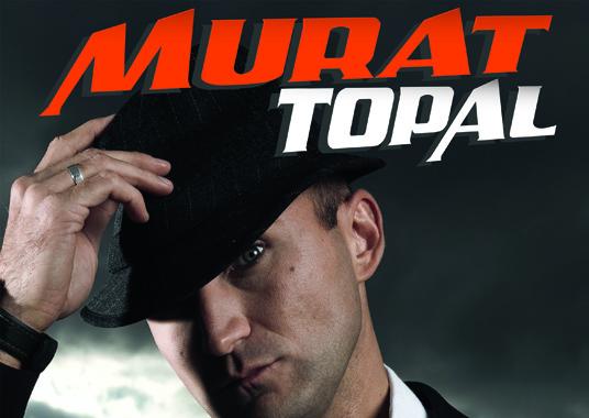 Das Bild zeigt Murat Topal