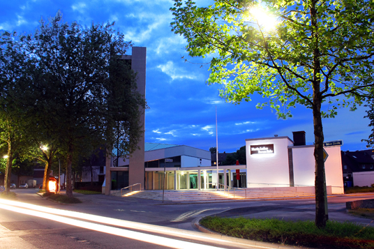 Das Bild zeigt das Martin Luther Forum Ruhr