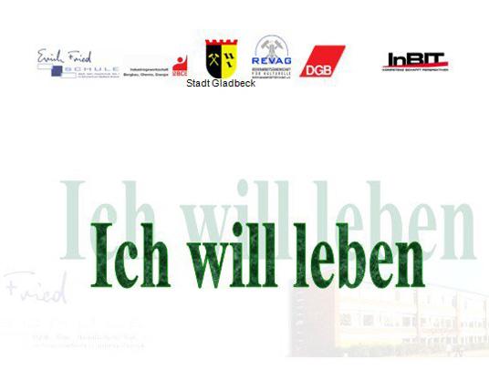 Das Bild zeigt das Logo des Musicals