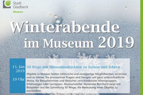 Winterabende im Museum