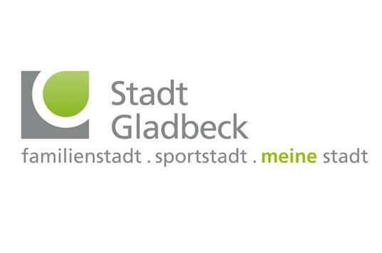 Das Bild zeigt das Logo der Stadt Gladbeck