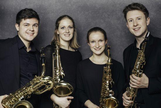 Multiphonic Saxophonquartett