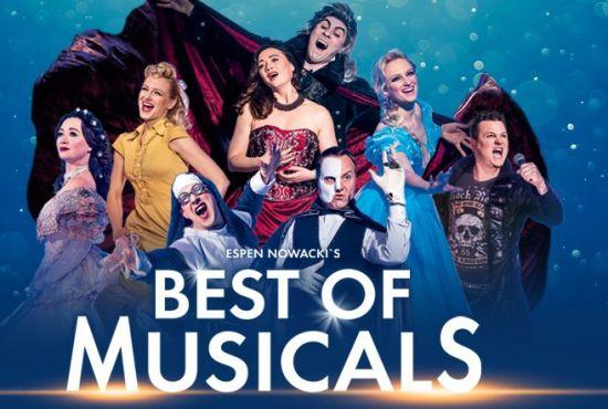 Best of Musicals - Logobild