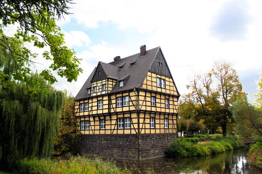 Das Bild zeigt das Museum der Stadt Gladbeck