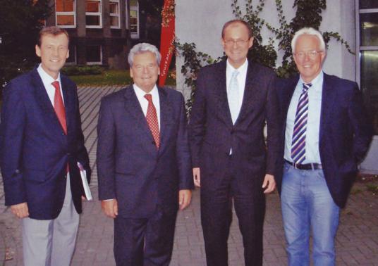 Das Bild zeigt Joachim Gauck