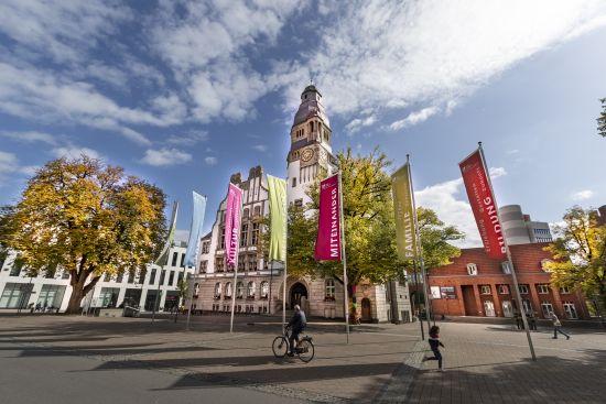 Öffentliche WCs am Alten Rathaus werden saniert