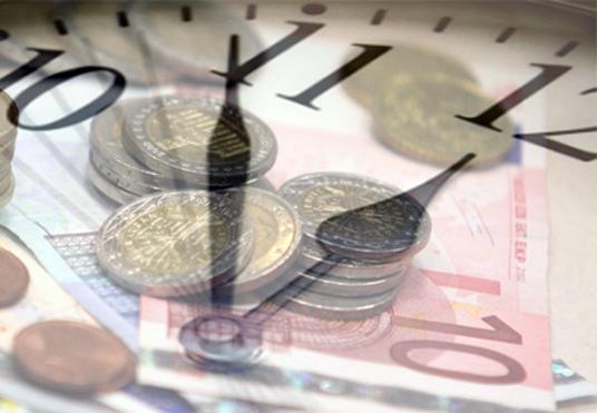 Das Bild zeigt die Gladbecker Finanzen