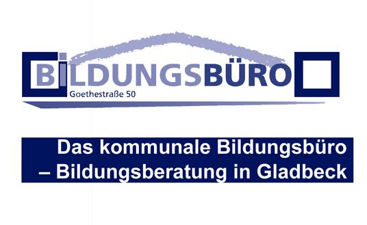 Das Bild zeigt das Logo des Bildungsbüros