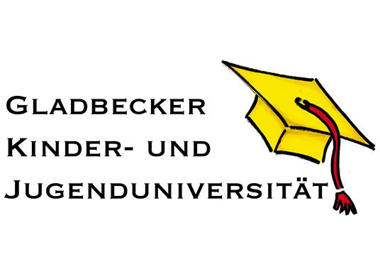 Das Bild zeigt das Logo der Kinder- und Jugenduniversität