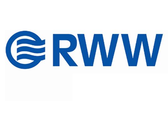 Das Bild zeigt das Logo von RWW