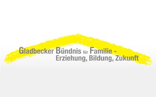 Das Bild zeigt das Logo des Gladbecker Bündnisses