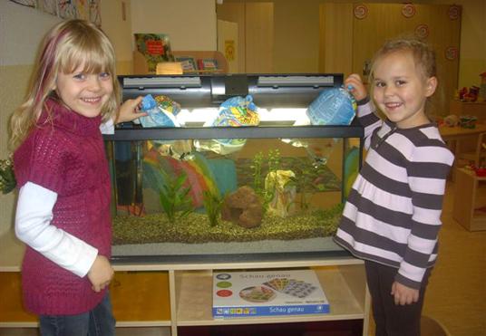 Willkommen stadt gladbeck for Aquarium im kinderzimmer