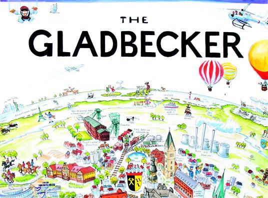 """Das Bild zeigt das Plakat """"Der Gladbecker"""""""