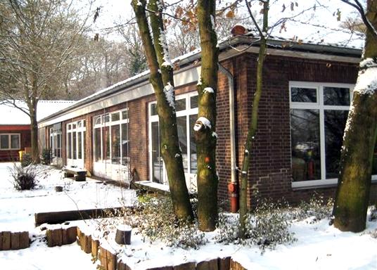 Das Bild zeigt den Kindergarten Vehrenbergstraße