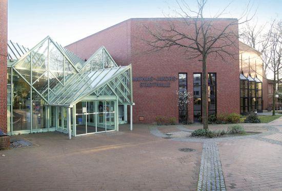 Matthias-Jakobs-Stadthalle Gladbeck