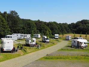 Wohnmobilpark in Haltern am See
