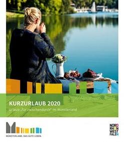 Titelbild Katalog Kurzurlaub - Foto von Münsterland e.V.