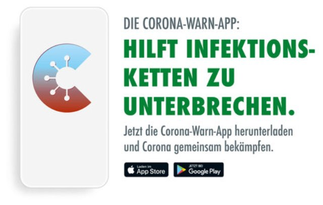 Bürgermeister Bodo Klimpel hat die Corona-Warn-App schon installiert.