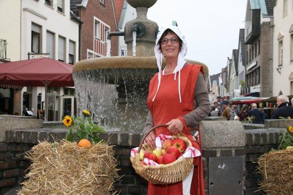 Marie von der Mühlenporte - Foto: Stadtagentur